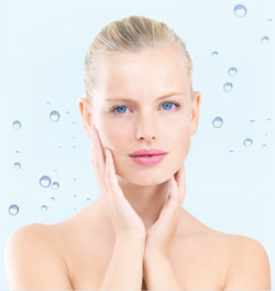 Oxygen Facial Spray with Vital Nutrients and Pure Oxygen